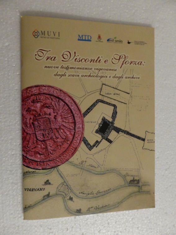 Opuscolo Tra Visconti e Sforza