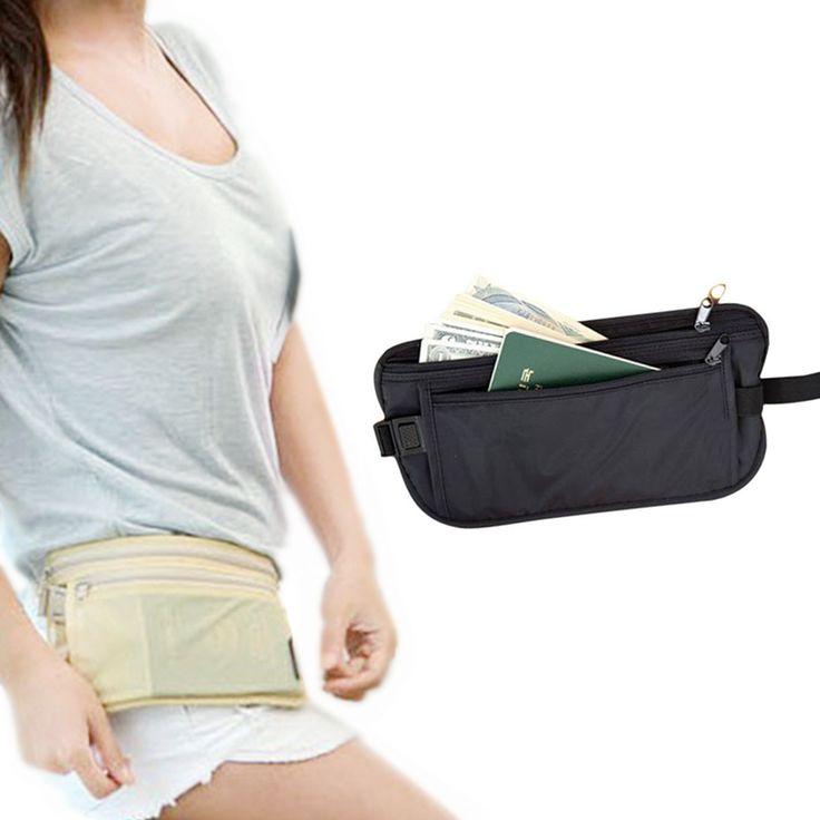2017 Security  Bags Wallet Casual Traveling Storage Zipper Waist Bag  Wholesale NOM04 #Affiliate