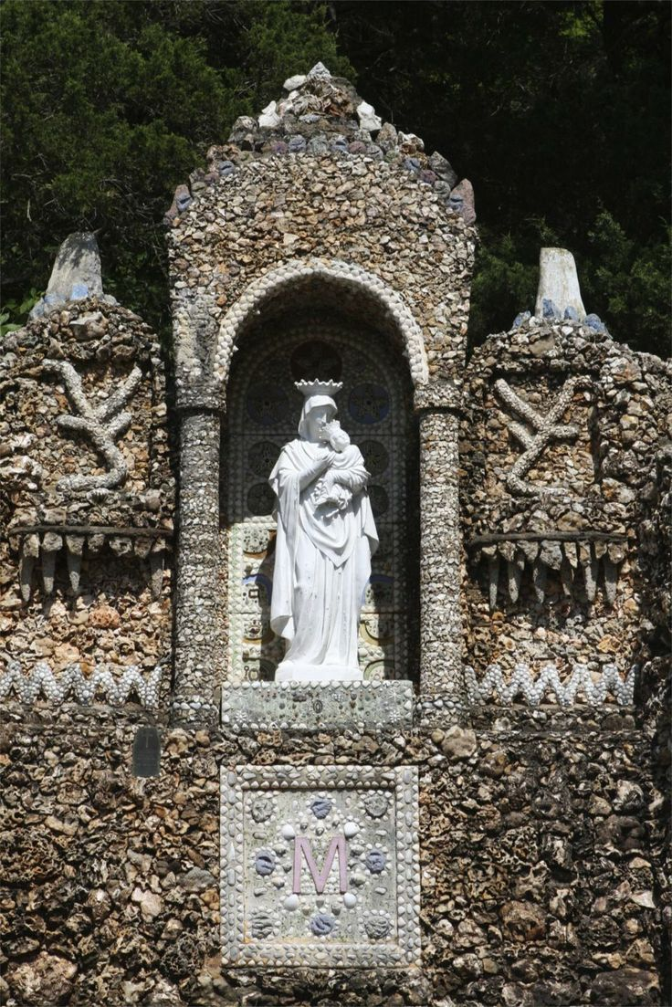 images about Religious Grotto on Pinterest Gardens