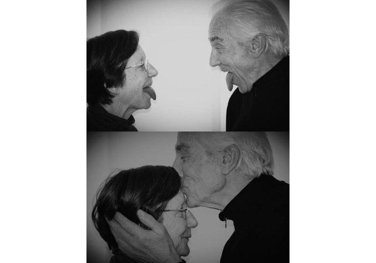 Vieux couple mignon #10