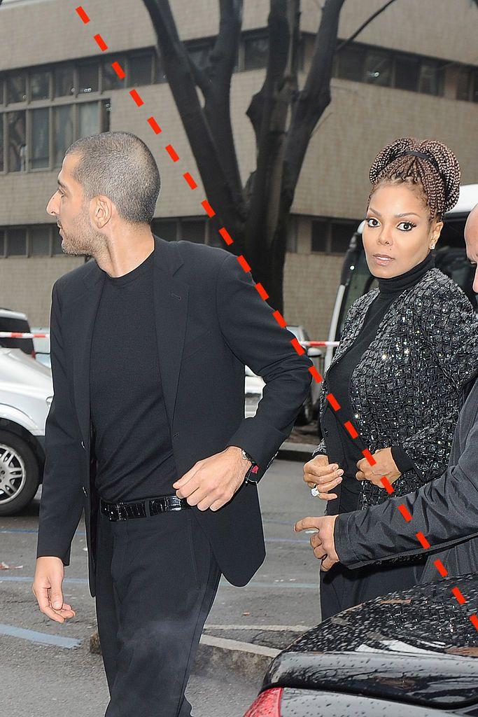 "Nasty Boy: Janet Jackson's Ex-Hubby Wissam Al-Mana Made Her Feel ""Like A Prisoner"""
