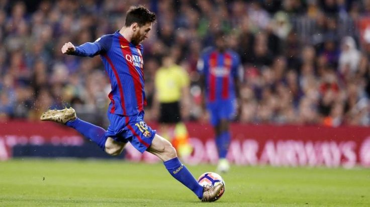 Osasuna players want handcuffs & a pistol to stop Lionel Messi