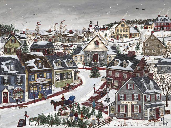 16 best Folk Art images on Pinterest   Folk art paintings ...
