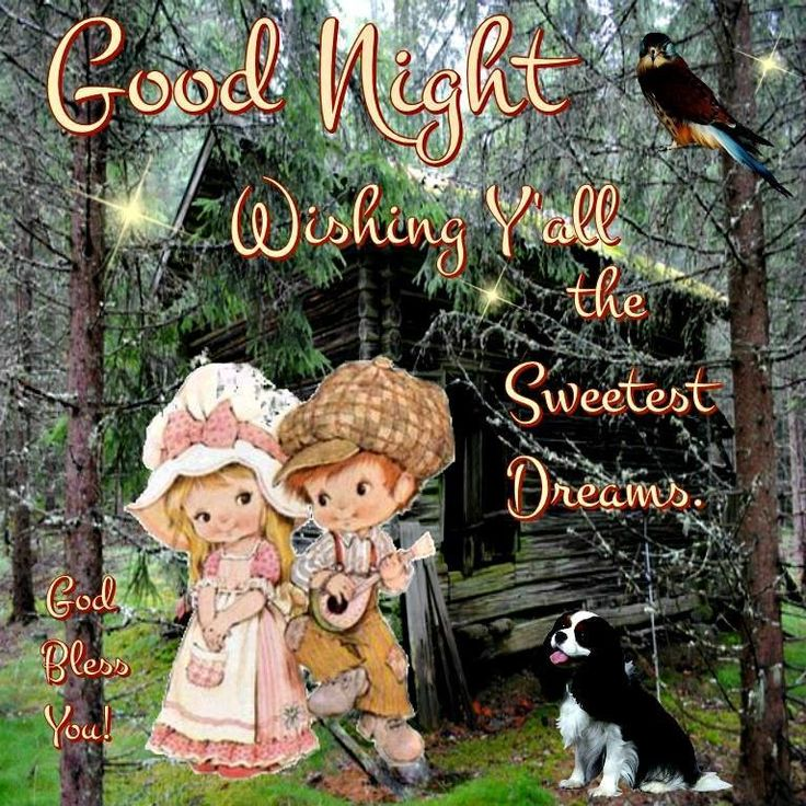 Good Night Everyone, God Bless You!!