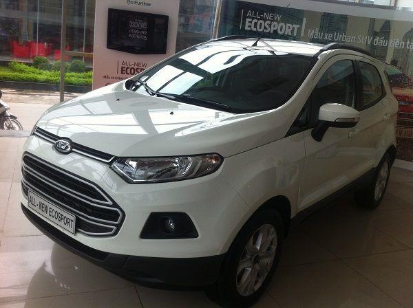 Xe Ford Ecosport mới ra mắt tại Việt Nam, có xe giao ngay hỗ trợ mọi thủ tục đăng ký xe ford ecosport và thủ tục ngân hàng http://fordthudo.vn/Ecosport.html