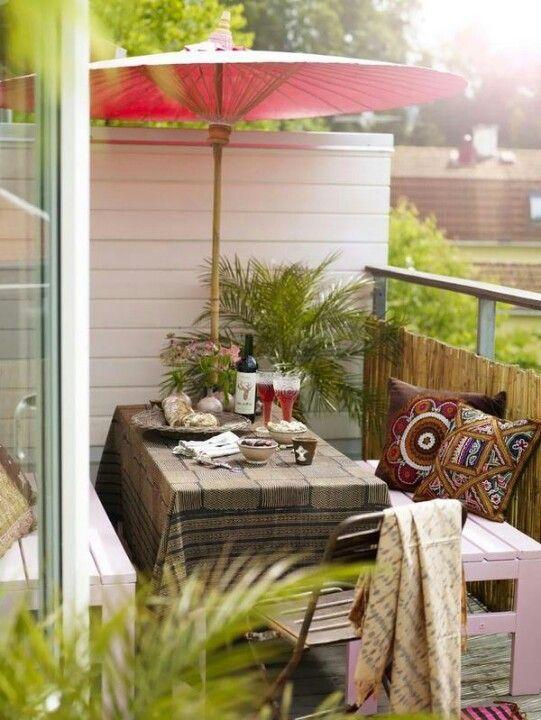 29 best images about Terrasses et balcons : idées déco et ...