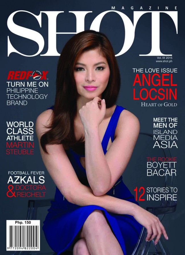 SHOT Magazine Vol. IX - Angel Locsin