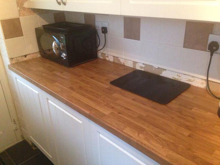 B Q Kitchen Worktop Colmar Oak Prices