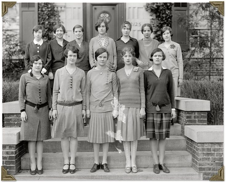 Fashion During The Depression