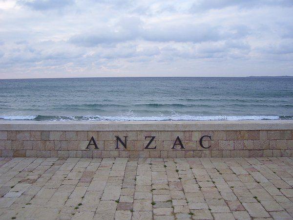 Gallipoli, ANZAC Cove, Turkey