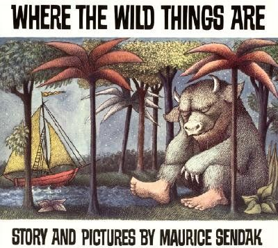 Where the Wild Things Are by Maurice Sendak. More like this at www.thebookseekers.com/collections.html
