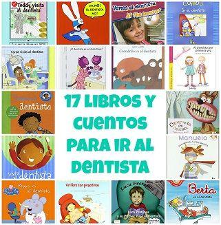 17 libros y cuentos para ir al #dentista sin miedo, enséñaselo a los más peques  #literatura  http://blgs.co/51e0EO
