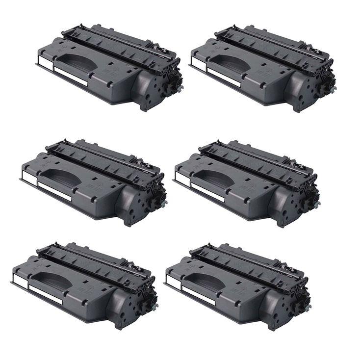 N 6PK Canon 120 Compatible Toner Cartridge Canon imageCLASS D1120 D1150 D1170 D1180