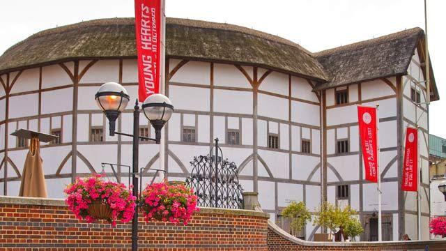 Shakespeare's Globe, London. Photo Pawal Libera