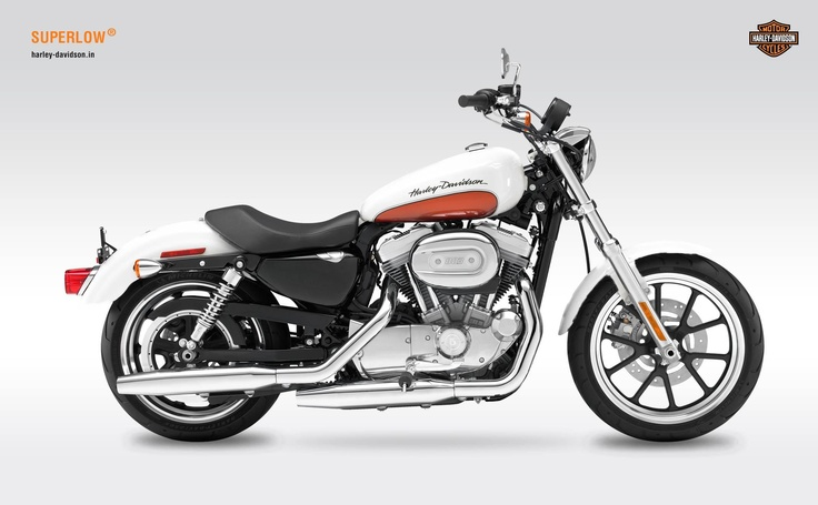 Harley Davidson Superlow Bike