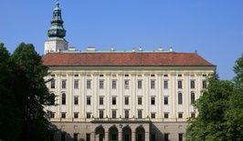 Arcibiskupský zámek v Kroměříži/Archbishop's Chateau in Kroměříž