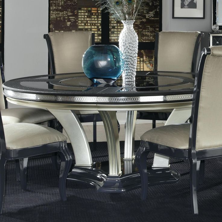 100+ Hollywood Swank Round Dining Table   Cool Furniture Ideas Check More  At Http: