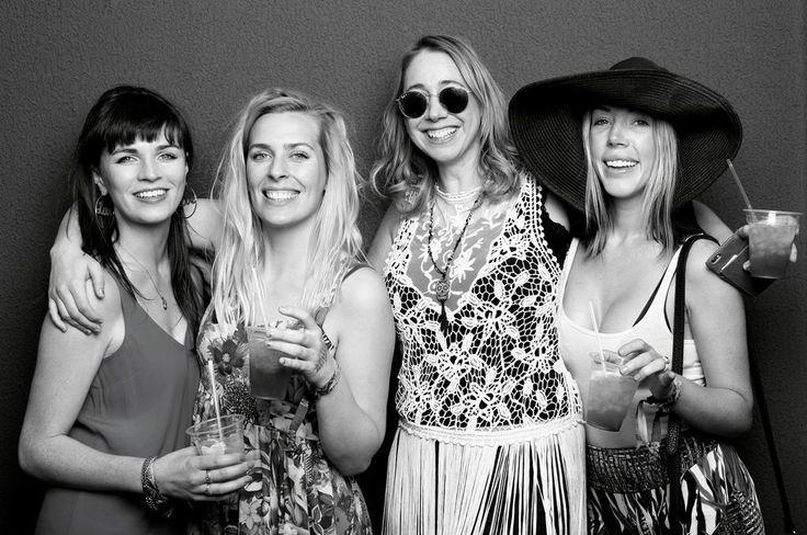 Aisling Bea, Sara Pascoe, Tiff Stevenson, and Katherine