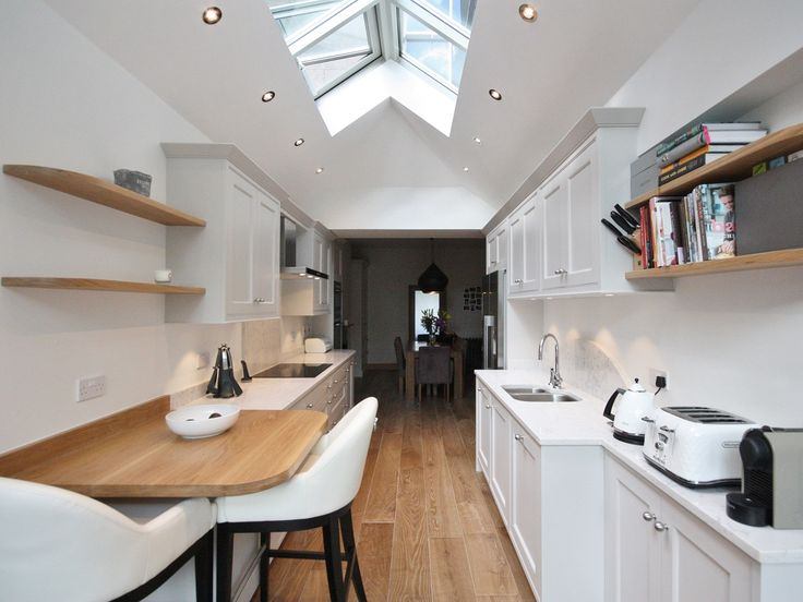 Cornforth White Kitchen Design Near Sandycove Ireland KitchenDesign By EnigmaDesign