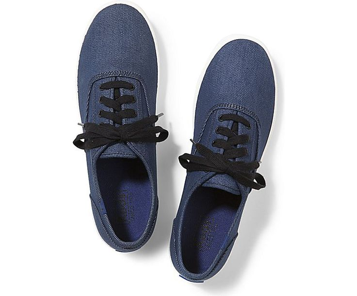 KEDS MEN'S CHAMPION DENIM. #keds #shoes #