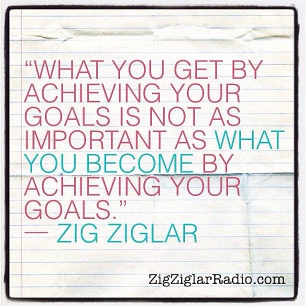 Achieving Goals Quotes: 88 Best Zig Ziglar Images On Pinterest