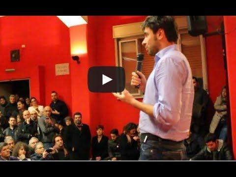 """Alessandro Di Battista (M5S) """"Io mi sento orgoglioso di essere italiano""""..."""