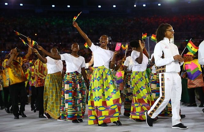 RIO OLYMPICS: BEST AND WORST DRESSED TEAMS AT OPENING CEREMONY