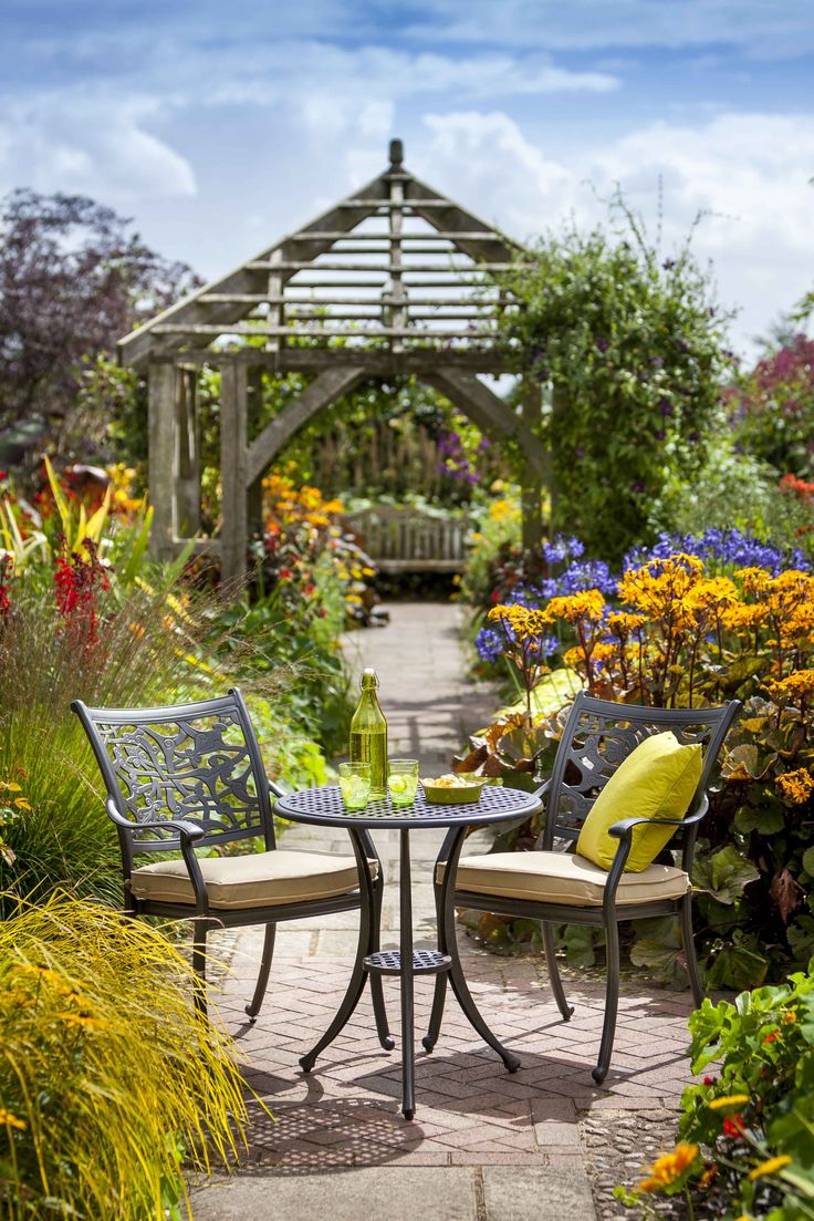 Garden Furniture Ideas Uk best 20+ cast aluminium garden furniture ideas on pinterest
