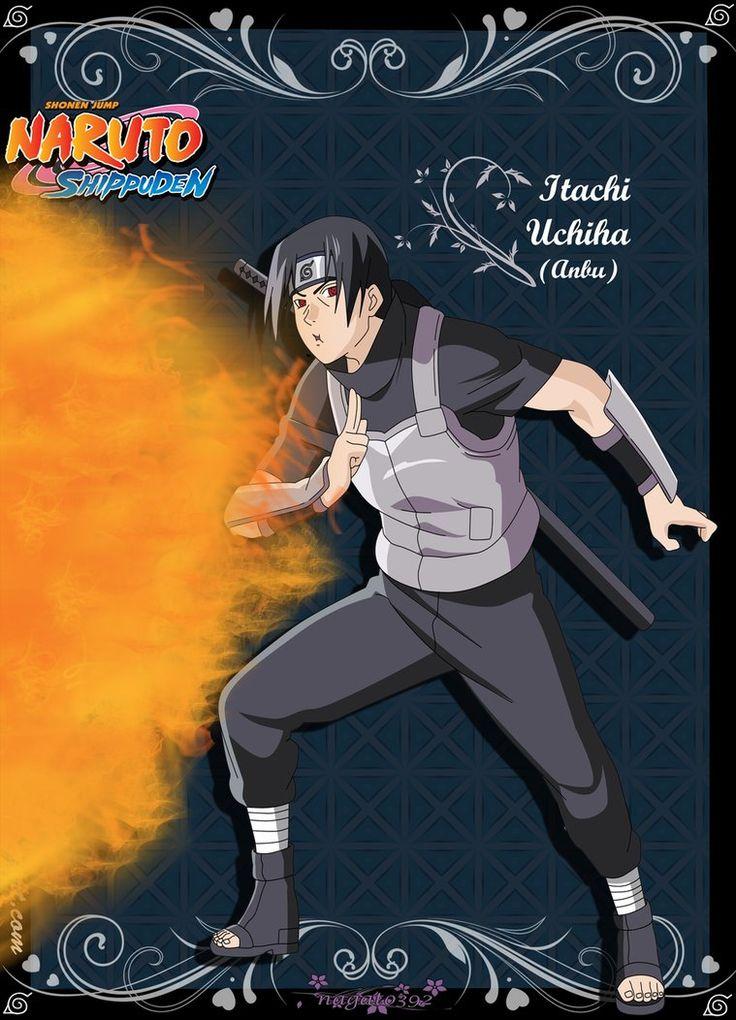 25+ best ideas about Itachi anbu on Pinterest   Sasuke and ...