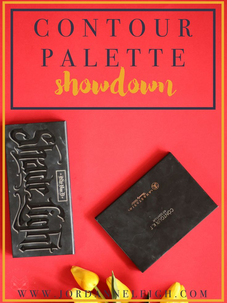 Which is the Best Contour Palette?