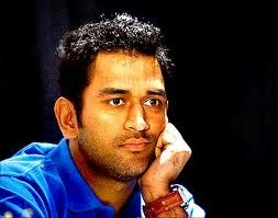 Mahendra Singh Dhoni - Captain of the Indian Cricket Team