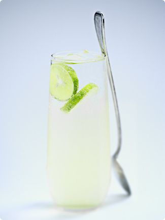lime cordial. perfect for a hot summer (not that it happens in seattle...)