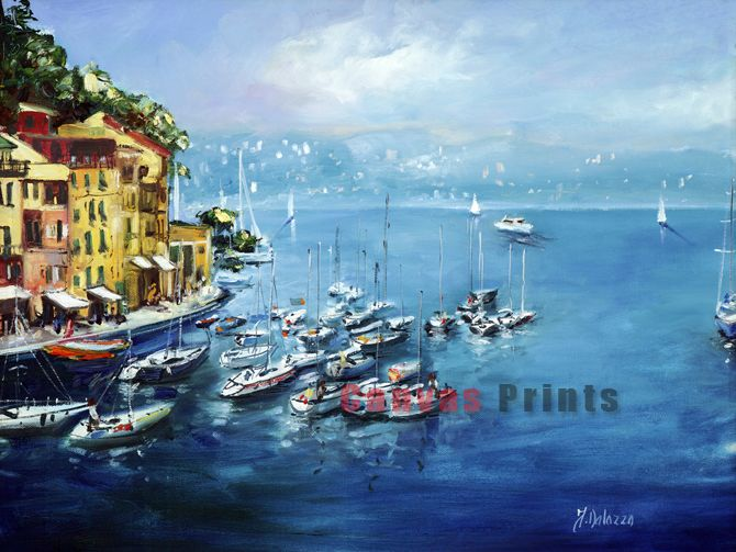 """Coming from Regatta"" Limited Edition by Judith Dalozzo"