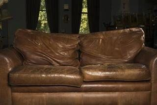 How to Fix a Peeling Leather Couch   eHow