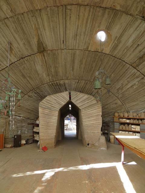 Cosanti, The Gallery, Studio & Residence of Italian Architect Paolo Soleri | Flickr - Photo Sharing!