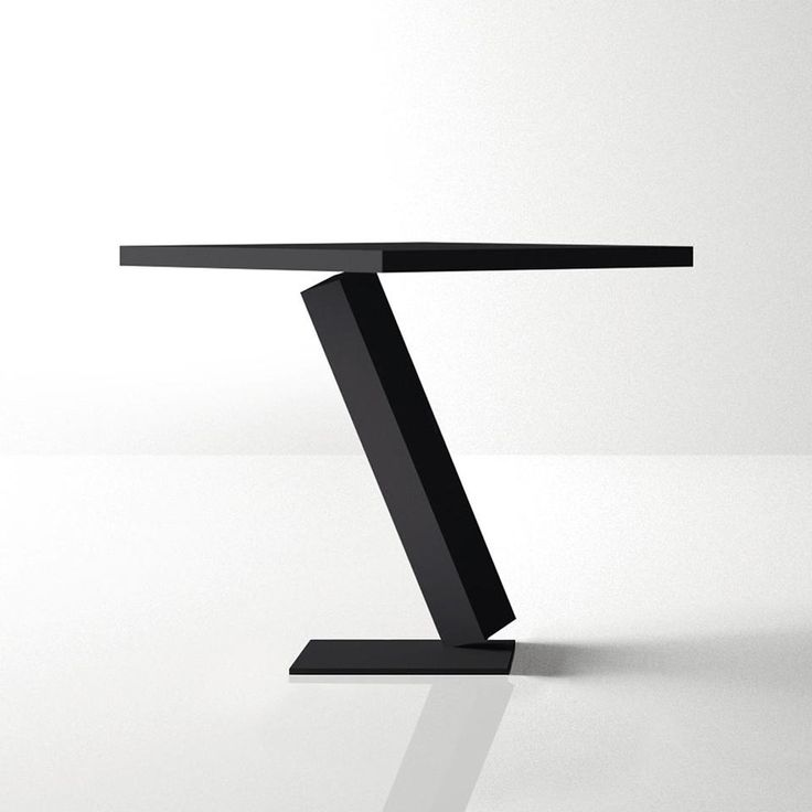 Element Small Table. The latest design by Tokujin Yoshioka for Desalto is Element, a side table in steel and aluminium that goes beyond the simple function of a surface to enhance the surroundings with its with its sculptural presence. A metal block, placed obliquely between the top and base, provides the single central support. The range also includes various dining tables in assorted dimensions. http://www.domusweb.it/en/products/product.12092.element-small-table.html