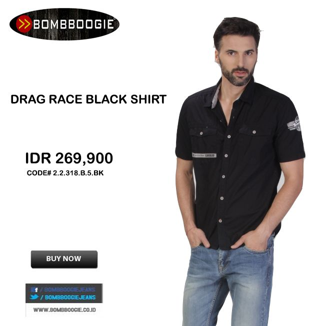 Another Cool New Arrival Shirts Bro grab it fast IDR 269,900 >> http://ow.ly/vCS9w
