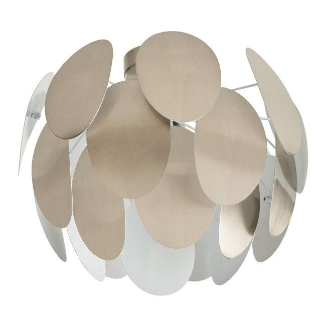 Lampa Sufitowa Colours Fleurus 1 X 42 W E27 Chrom Plafony I Polplafony Lampy Scienne I Sufitowe Castorama Coffee Table Decor Home Decor