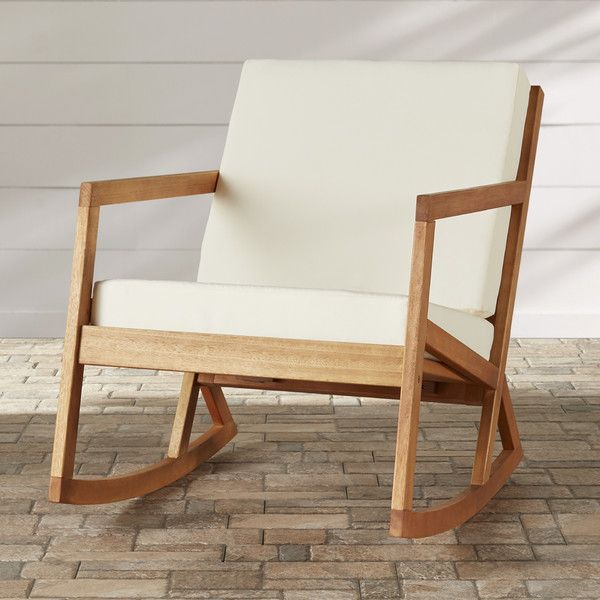 alcott hill annie eucalyptus rocking chair - Rocking Chairs For Nursery