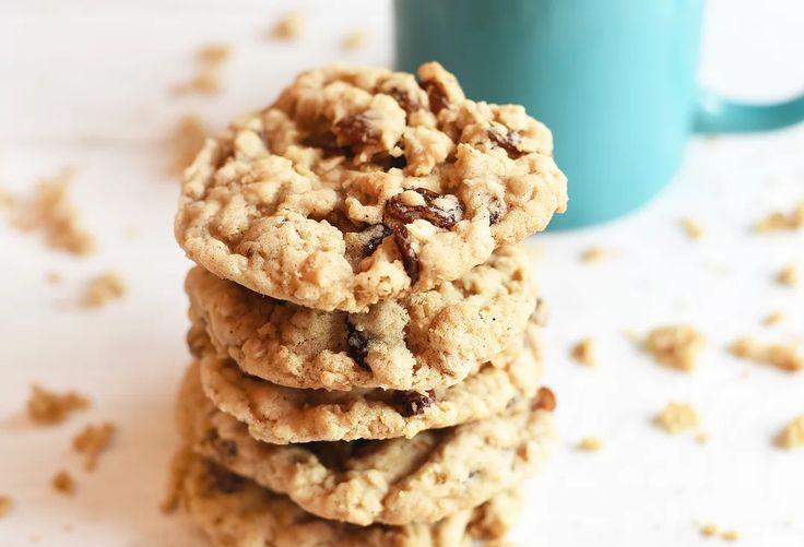 atableavecjosee | Biscuit avoine et raisin