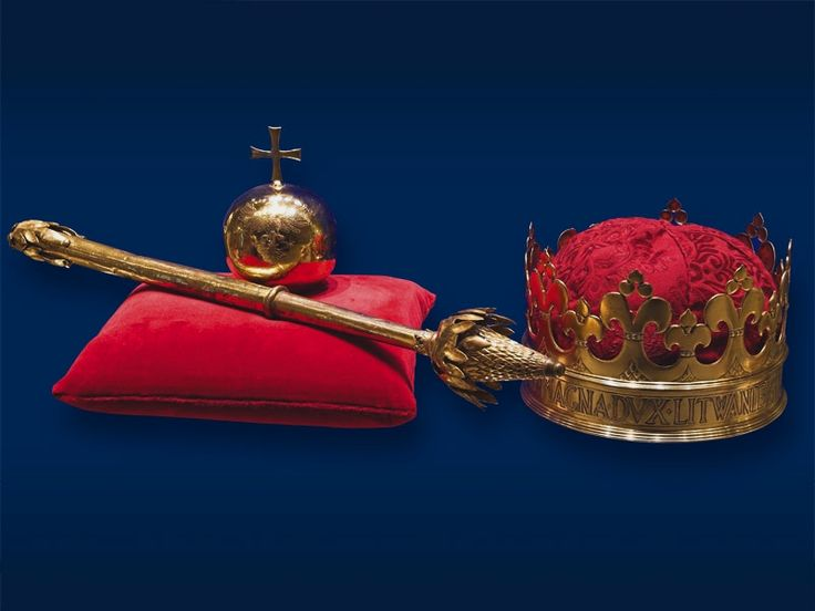 Funeral regalia of Anna Jagiellon by Anonymous from Poland, ca. 1596, Muzeum Katedralne na Wawelu