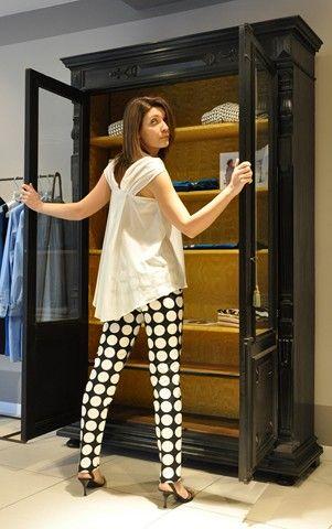 Camicia La Fabrique, pantalone Moschino