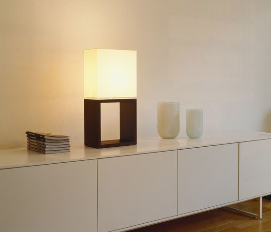 General lighting   Table lights   cubic gates   filumen. Check it out on Architonic