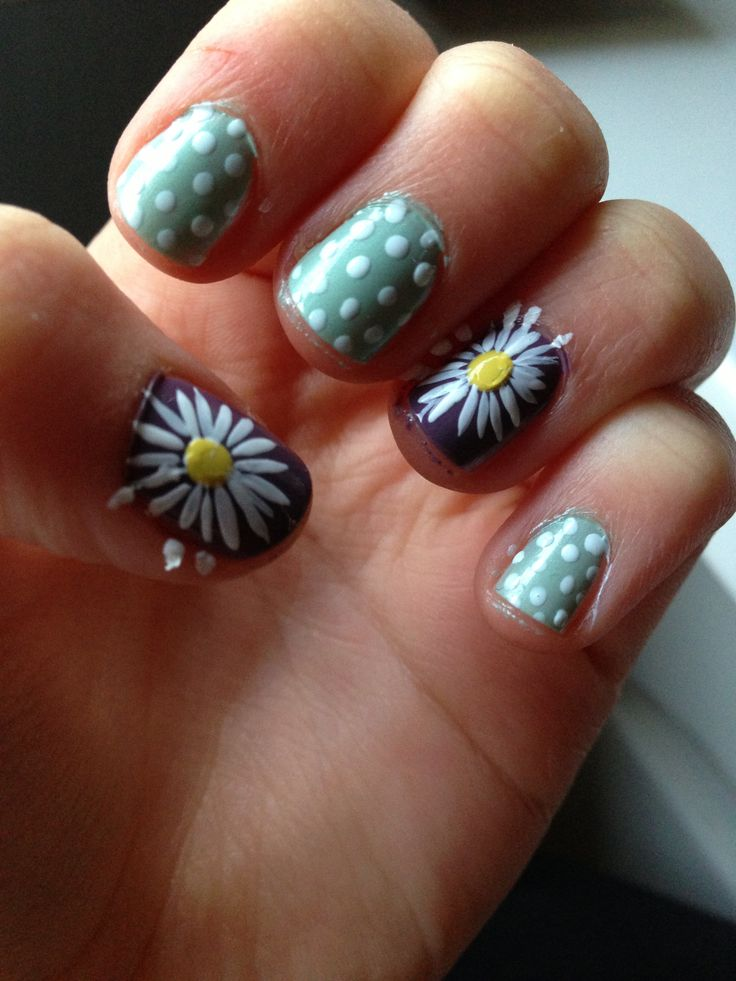 Floral Manicures For Spring And: Pin By Camelbeach Mountain Waterpark On Nails For Summer
