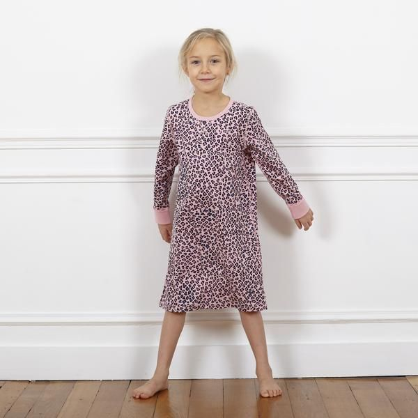 Pink Leopard | Beau & Rooster. Where`s the Leopard in you! An absolute must for all fabric conscious parents looking for the best cotton there is. Our GOTS certified, combed organic Pima cotton.