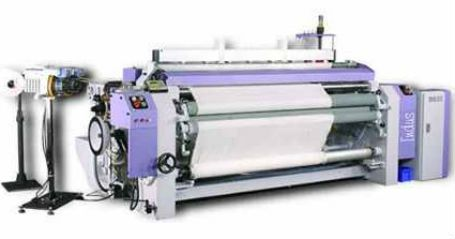 Weaving Machines are manufactured using premium quality material and components. #WeavingMachinery #TextileWeavingMachinery #WeavingMachine