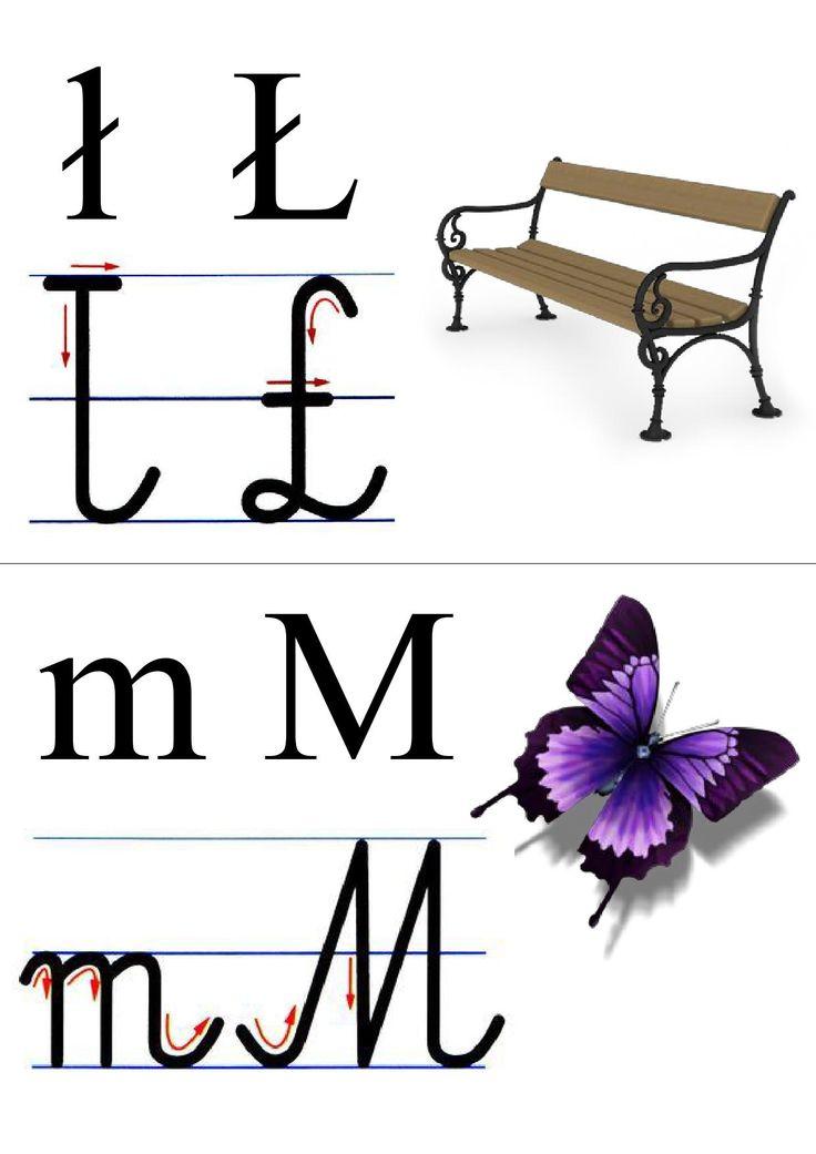 alfabet + obrazek do druku 7
