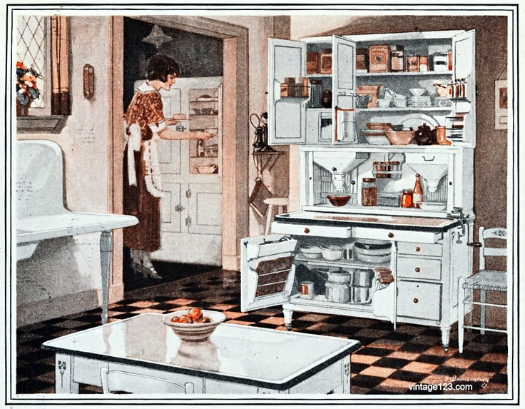 retro country kitchen 17 best images about 1920s kitchens on stove 1927