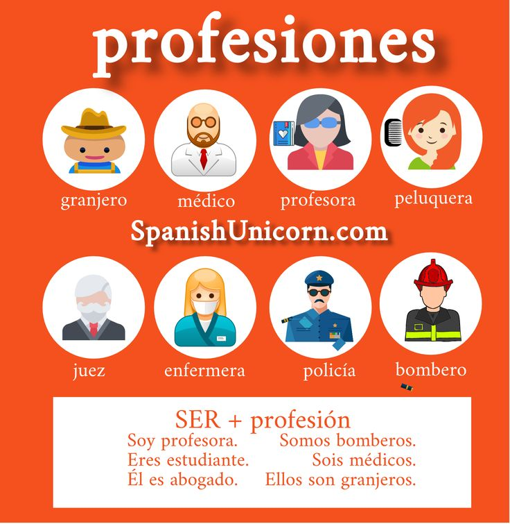 97 Best Profesiones Images On Pinterest