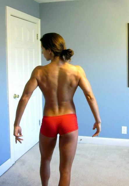 From Female Gym Motivation by midwestnerd, via Flickr